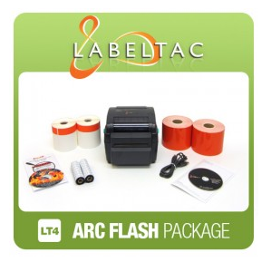 arc flash thermal label maker