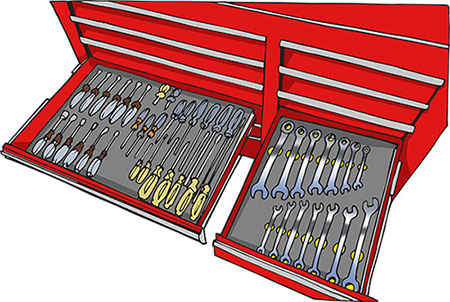 ball sears and craftsman drawer bearing item chest top tool cabinet image box rolling for