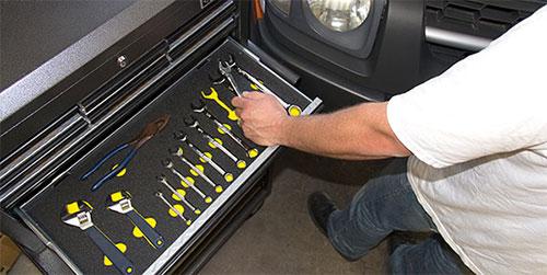 tool chest drawer organizer