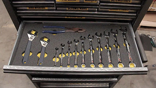 Tool Foam Organizer – 19 Tips & Hacks for Your Tool Box