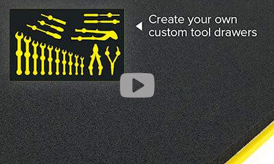 play video: tool tray organizer