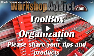 play video: How to organize tool box