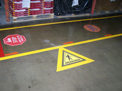 Floor Marking Comprehensive Research Education And Training