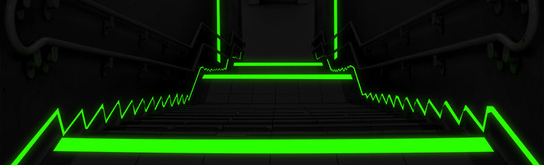 Glow in the Dark Floor Tape