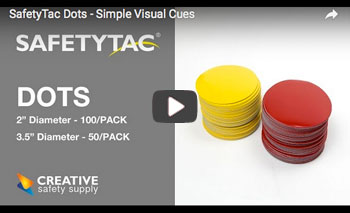 Video: SafetyTac Dots
