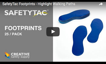 Video: SafetyTac Footprints