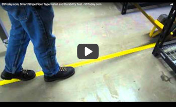 Video: Smart Stipe Floor Tape