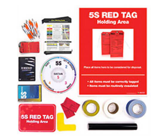Lean and 5S Supplies | Creative Safety Supply