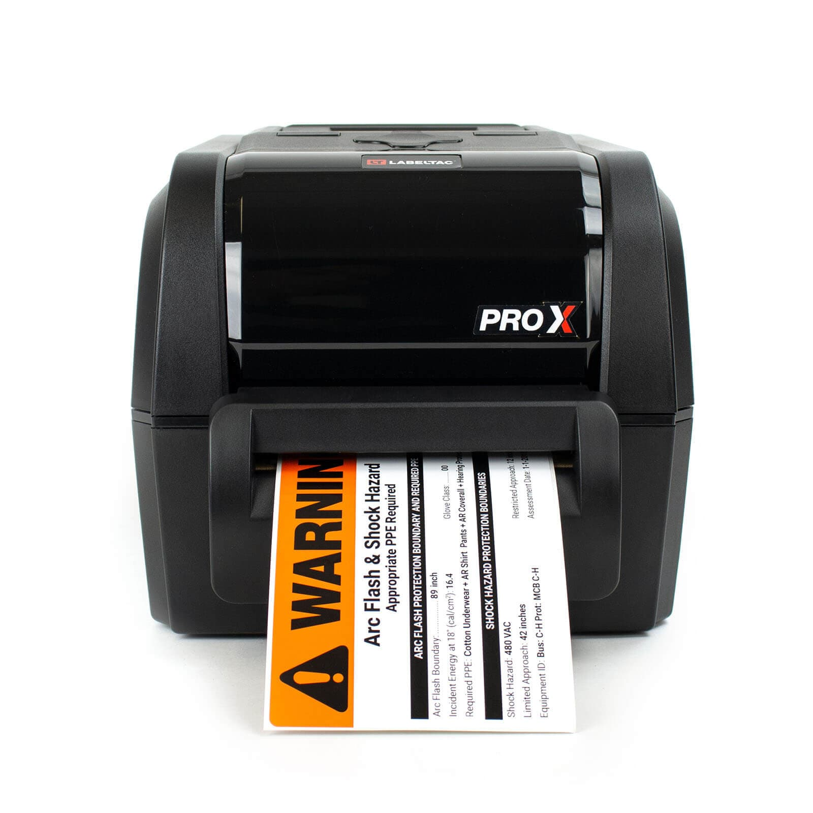 LabelTac Pro X - Industrial Label Printer