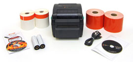 Arc Flash Label Printer Package