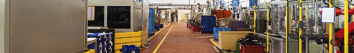 Industrial Floor Marking Guidelines
