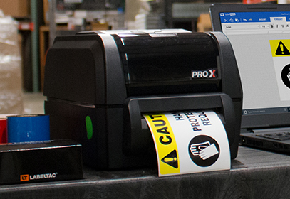 What is a thermal printer? (direct transfer) | Creative