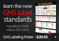 Learn new GHS Standards with this Free Guide