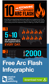 Download a Free Arc Flash Info Graphic