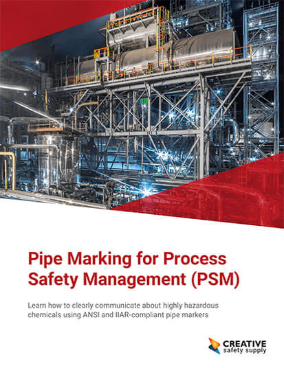Pipe Marking for Process Safety Management Guide