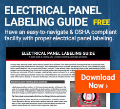 Electrical Panel Labeling Guide