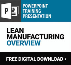Lean Manufacturing Powerpoint