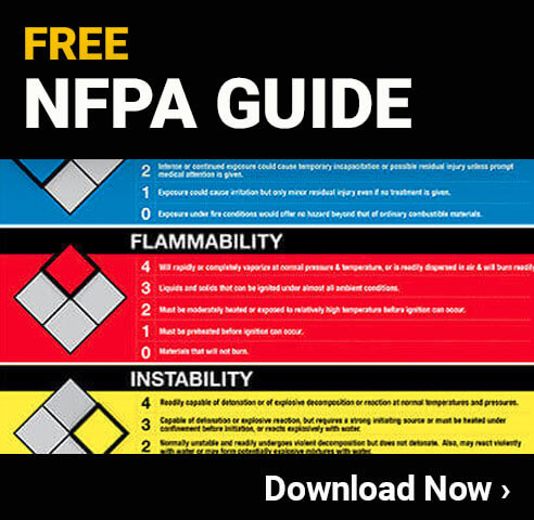 NFPA Labeling Guide