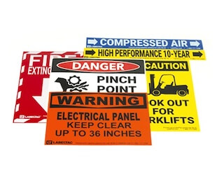 Creative Safety Supply - Industrial Label Printers, Floor Marking