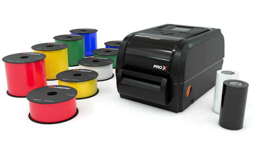 LabelTac Printer and Supply Bundles