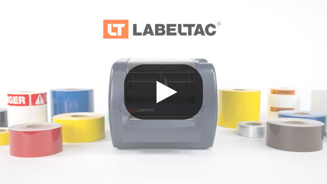 LabelTac Industrial Label and Sign Printers- Product Video