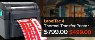 LabelTac 4 Thermal Transfer Printer