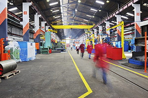 Lean Manufacturing Facility