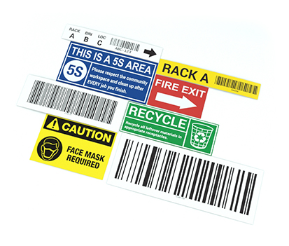Barcoding Label Samples