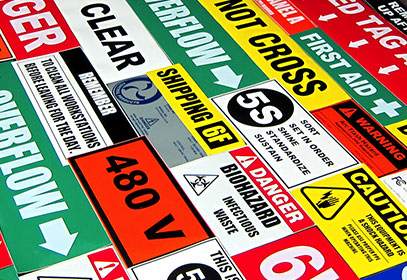 Safety Colors Osha Guidelines And Color Codes Creative Safety Supply