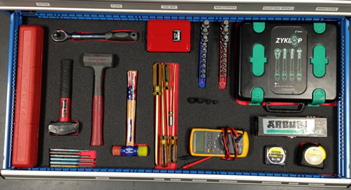 Tool Box Foam Keep Your Tools Organized And Secure
