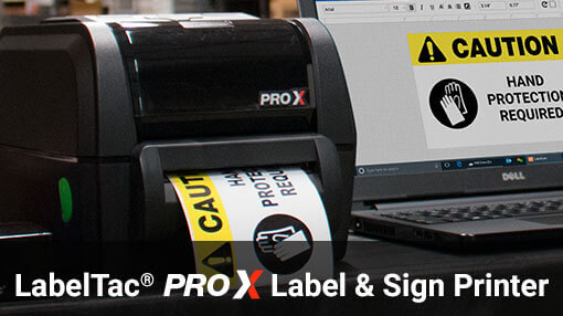 LabelTac Pro X Printer
