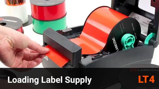 LabelTac 4 5S Industrial Labeling System