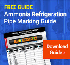 Ammonia Pipe Marking Guide