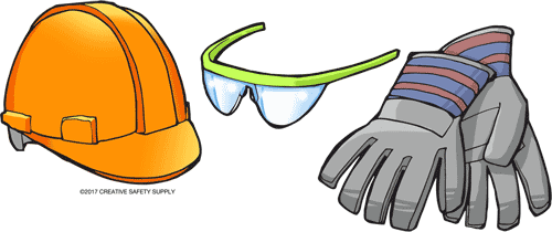 PPE for crane safety