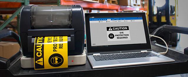 LabelTac Work Station