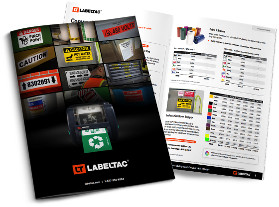 Free LabelTac Catalog