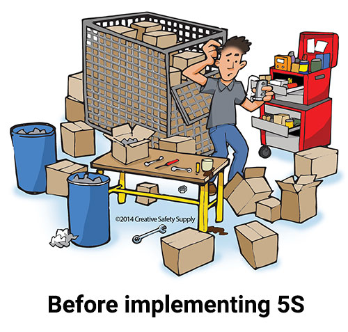 5S Training | Learn About Lean Manufacturing