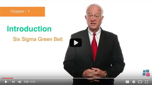 Introduction to Six Sigma Green Belt