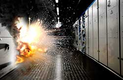 Arc Flash Image