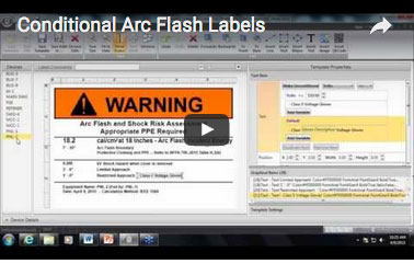 video: Conditional Arc Flash Labels