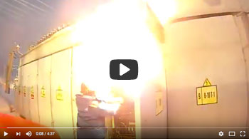Video: Arc Flash Explosion