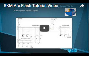 video: SKM Arc Flash Tutorial