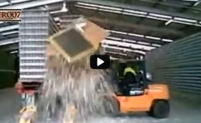 video: Forklift Failures
