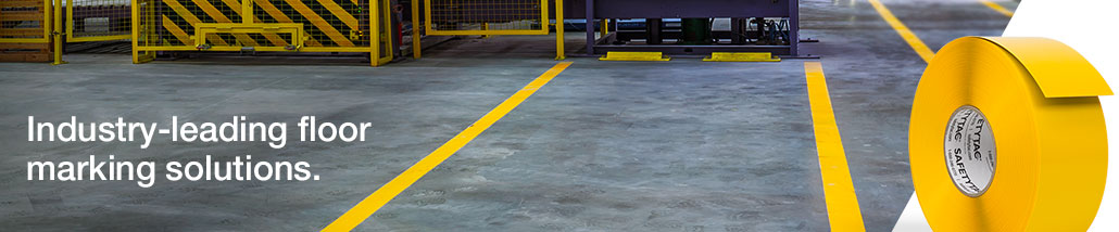 Industry-leading floor marking solutions