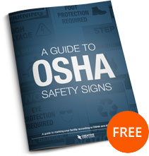 OSHA Safety Sign Guide