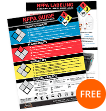 Free NFPA Labeling Guide