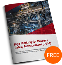 Pipe Marking for PSM Guide