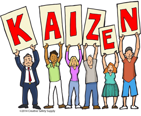 kaizen is about people
