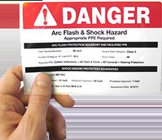 LabelTac® Danger Label