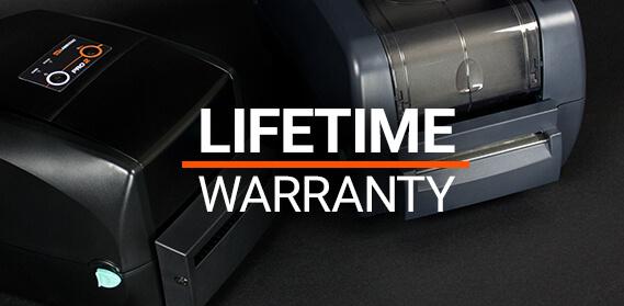 Full LIFETIME Warranty